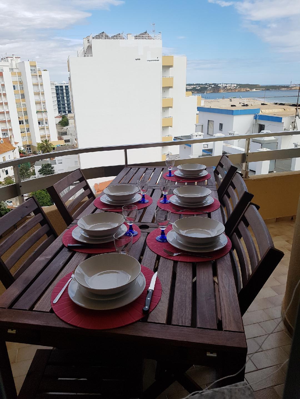 Coin repas balcon